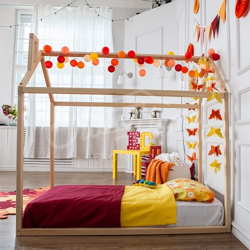precios cama niño montessori ofertas