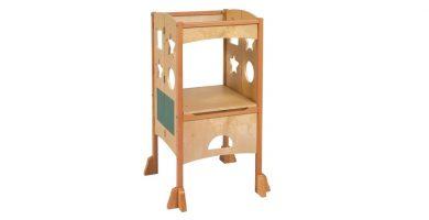 Mejor oferta Torre de Aprendizaje plegable Kitchen Helper Guidecraft precios