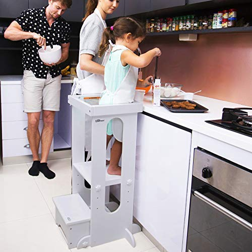 mejores torre aprendizaje montessori Little Partners Explore N Store ofertas