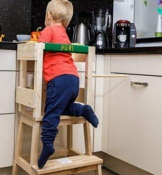 TORRE DE APRENDIZAJE IKEA
