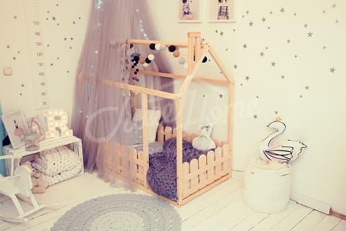 cama montessori casita precio