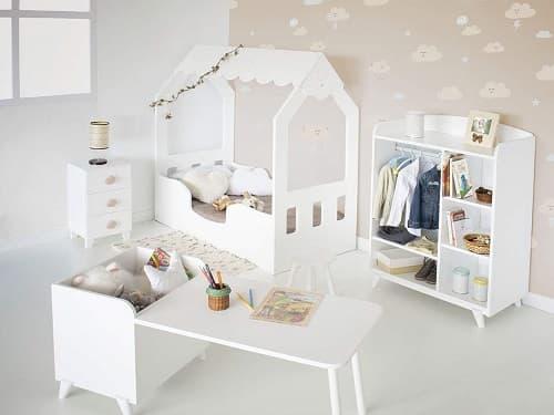 comprar cama casita montessori
