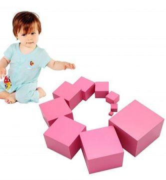 ofertas torre rosa montessori comprar