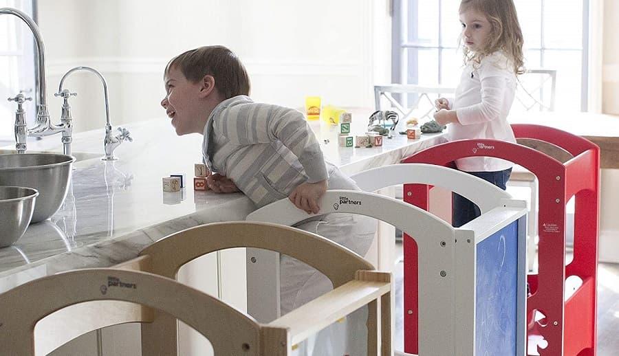 torres de aprendizaje montessorina