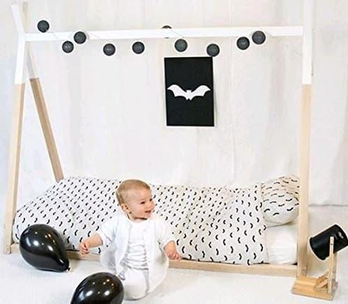 camas tipi Montessori