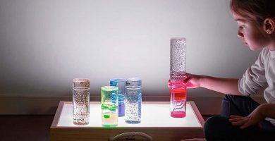 comprar mejor mesa de luz montessori