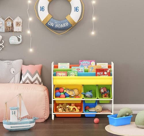 muebles estilo montessori para niños
