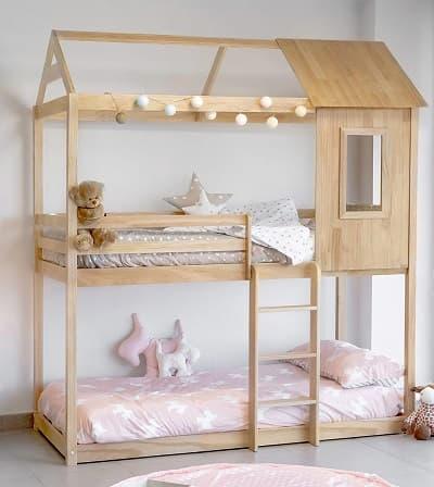 muebles para niños estilo montessori
