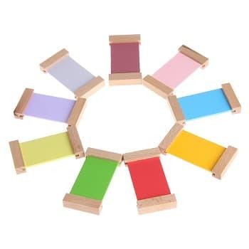 material montessori infantil