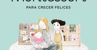 ⭐️ Cuentos Montessori para crecer felices Nube de Tinta